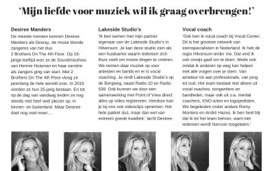 BEAUTY & LIFESTYLE MAGAZINE – Desiree Manders (Desray)