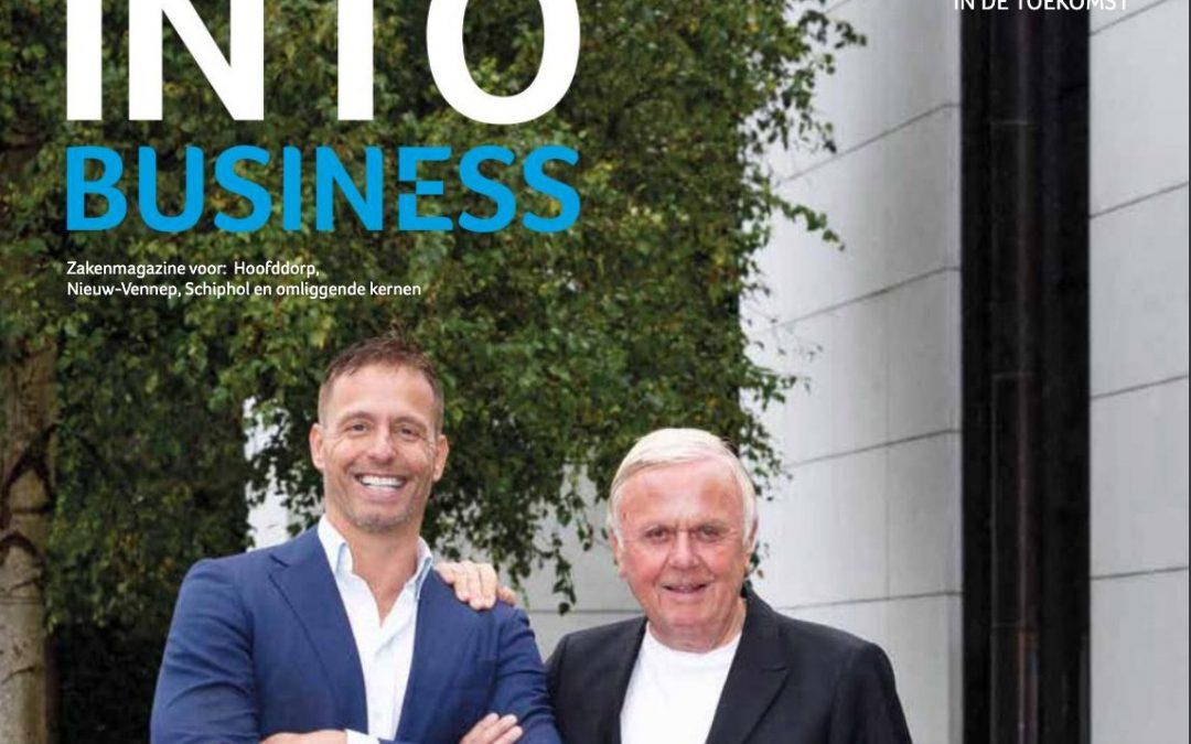 INTO BUSINESS – A POINT